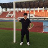 北京五輪日本代表のカレンロバード選手が所属していたスパンブローFC本拠地で